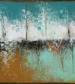 bubbles landscape – ronald hunter