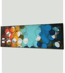 kleurrijk_abstract_schilderij_ronald_hunter_kunst_in_huis_woonkamer_slaapkamer2