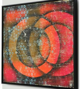 popart_kleurrijk_abstract_schilderij_vintage_interieur_modern_ronald_hunter1