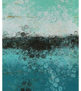 zee_blauw_abstract_schilderij_woonkamer_bubbles