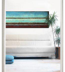 betaalbare_kunst_ronald_hunter_in_huis_boven_bank_origineel_schilderij