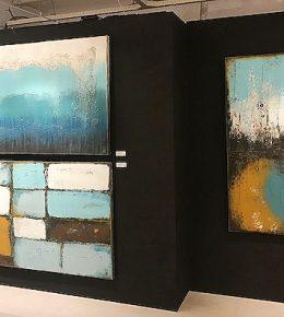 Collectie van Ronald Hunter bij Art District Amsterdam