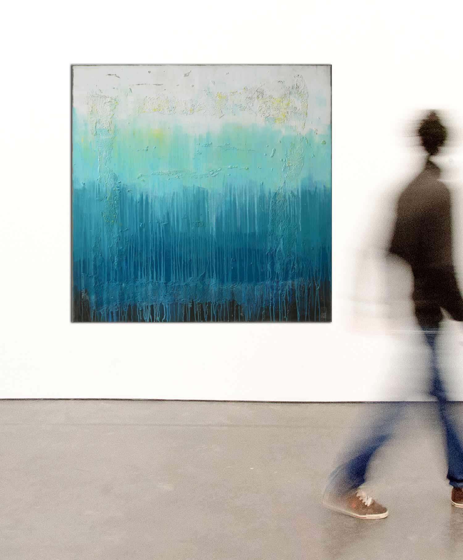 groot schilderij