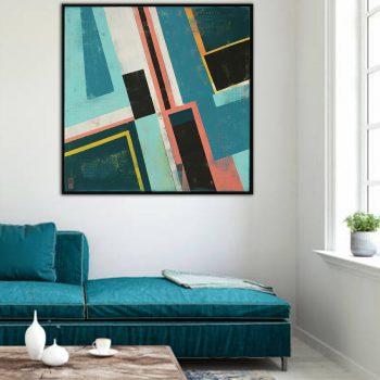 interieur kunst